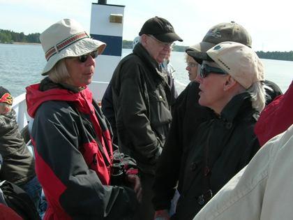 Fm på båten 2009